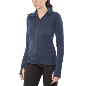 66° North Vik Hooded Jacket Women Navy